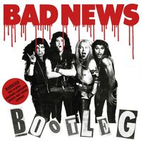 Bad News - Bootleg [Clear Vinyl] (Ofgv) (Uk)