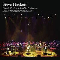 Steve Hackett - Genesis Revisited Band & Orchestra: Live (Wbr)