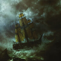 Isenordal - Shores Of Mourning (Blk) (Gate) [Limited Edition] [180 Gram]