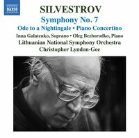 Silvestrov / Byezborodko / Lyndon-Gee - Symphony 7