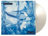 Slowdive - Blue Day [Limited 180-Gram White Marble Colored Vinyl]