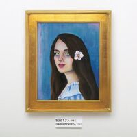 Sad13 - Haunted Painting [Limited Edition LP]