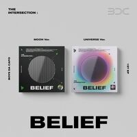 BDC - The Intersection: Belief (Random Cover) (incl. 68pg Photobook, 3pcIllusion Card, Parallel Card, Special Photocard + Sticker)