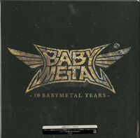 BABYMETAL - 10 Babymetal Years [Limited Edition] (Jpn)