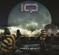 IQ - Frequency (Red Vinyl)