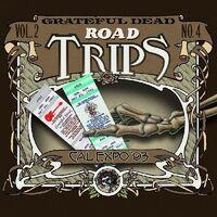 Grateful Dead - Road Trips Vol. 2 No. 4--Cal Expo '93 (Jewl)