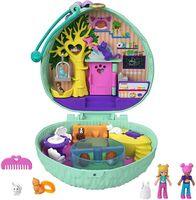 Polly Pocket - Mattel - Polly Pocket Hedgehog Cafe Compact