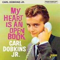 Dobkins Carl Jr - My Heart Is An Open Book