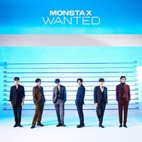 Monsta X - Wanted (Version B) (LP-sized Jacket) [Import]