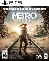 Ps5 Metro Exodus Complete Edition - Ps5 Metro Exodus Complete Edition