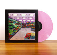 Palehound - A Place I'll Always Go [Pink LP]