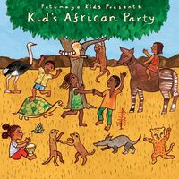 Putumayo Kids Presents - Kids African Party
