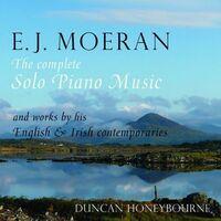 Moeran / Duncan Honeybourne - Complete Solo Piano Music