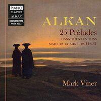 Mark Viner - 25 Preludes 31