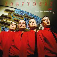 Kraftwerk - Live Paris 76 & Utrecht 81 [LP]