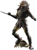 Diamond Select - Diamond Select - Predators Unmasked Berserker Predator PX 1/18 Scale Figure