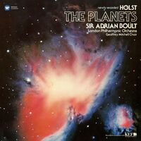 London Philharmonic Orchestra / Sir Boult Adrian - Holst: The Planets
