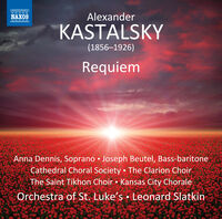 Orchestra of St. Luke's - Kastalsky: Requiem for Fallen Brothers