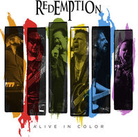 Redemption - Alive In Color (2CD+DVD)