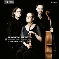 Beethoven / Van Baerle Trio - Complete Works For Piano Trio (Box)