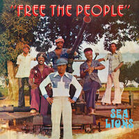 Sea Lions - Free The People