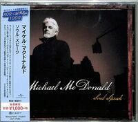 Michael McDonald - Soul Speak [Reissue] (Jpn)