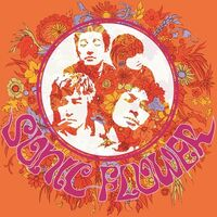 Sonic Flower - Sonic Flower [Colored Vinyl] (Org) (Red)