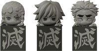 Passage - Passage - Demon Slayer Kimetsu No Yaiba Hikkake 3 PVC Figure 3Pc Set