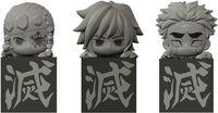 Passage - Passage - Demon Slayer Kimetsu No Yaiba Hikkake 3 PVC Figure 3Pc Set
