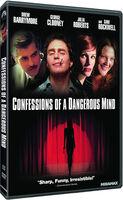 Confessions Of A Dangerous Mind - Confessions of a Dangerous Mind