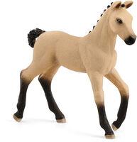 Schleich - Schleich Hannoverian Foal, Red Dun