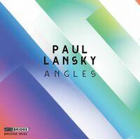 Lansky / Curtis Guitar Quartet / Quattro Mani - Angles