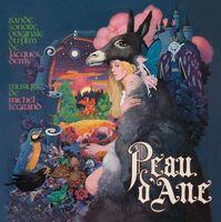 Michel Legrand - Peau D'ane (Blue) [Colored Vinyl]