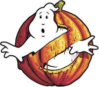Icon Heroes - Ghostbusters Halloween Pumpkin Enamel Pin (Pin)