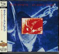 Dire Straits - On Every Street (SHM-CD)