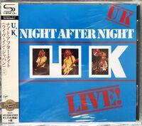 Uk - Night After Night (Bonus Track) (Shm) (Jpn)