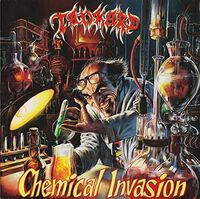 Tankard - Chemical Invasion [Import]