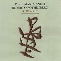 Ivo Perelman - Strings 2