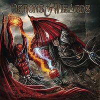 Demons & Wizards - Touched By The Crimson King (Ger)