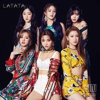 GI-Dle - Latata (Limited Version A) (W/Dvd) [Limited Edition] (Jpn)