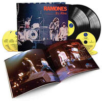 Ramones - It's Alive: 40th Anniversary Deluxe Edition [4CD/2LP]