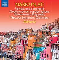 Moscow Symphony Orchestra - Preludio Aria E Tarantella