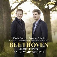 James Ehnes - Beethoven: Violin Sonatas Nos. 4 5 & 8
