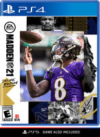 Ps4 Madden NFL 21 - Deluxe Edition - Ps4 Madden Nfl 21 - Deluxe Edition