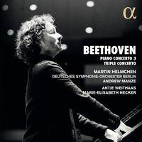 Beethoven / Manze - Piano Concerto 3