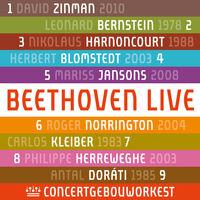 Beethoven / Concertgebouworkest - Beethoven: Symphonies Nos. 1 - 9