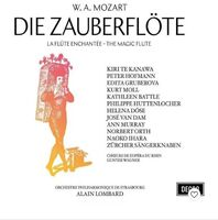 Kiri Te Kanawa/Edita Gruberova/Kathleen Battle - Mozart: Die Zauberflote (The Magic Flute)