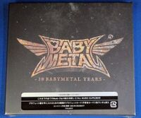 BABYMETAL - 10 Babymetal Years (Version A) (Jpn)
