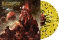 Aversions Crown - Hell Will Come For Us All (Yellow) (Blk) (Wht)