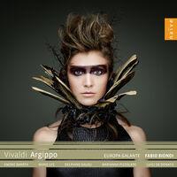 Vivaldi / Biondi / Europa Galante - Argippo